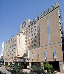 新潟第一ホテル外観
